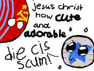 Getchanballjesuschristhowcuteandadorable