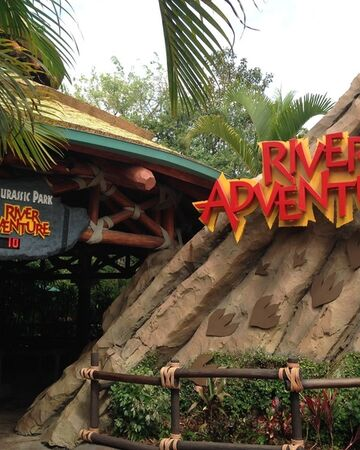 Jurassic Park River Adventure Universal Orlando Wiki Fandom
