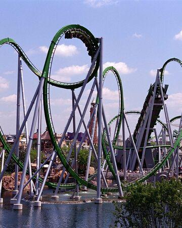 The Incredible Hulk Coaster Universal Orlando Wiki Fandom
