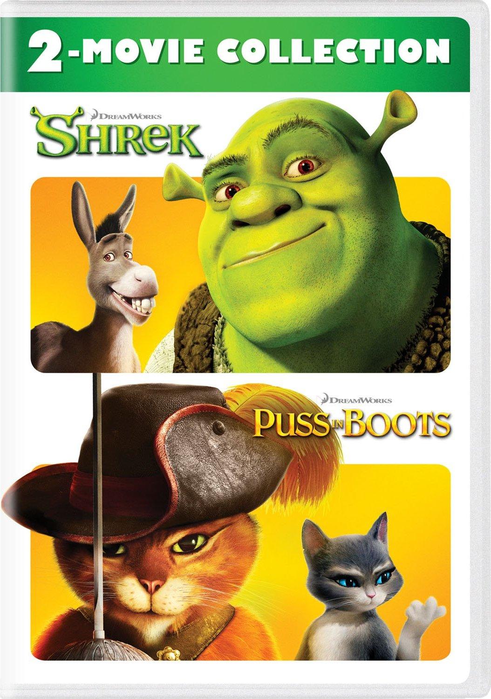 Shrek Puss In Boots 2 Movie Collection Ficreation Fandom
