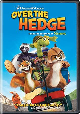 Over The Hedge Home Media Ficreation Fandom