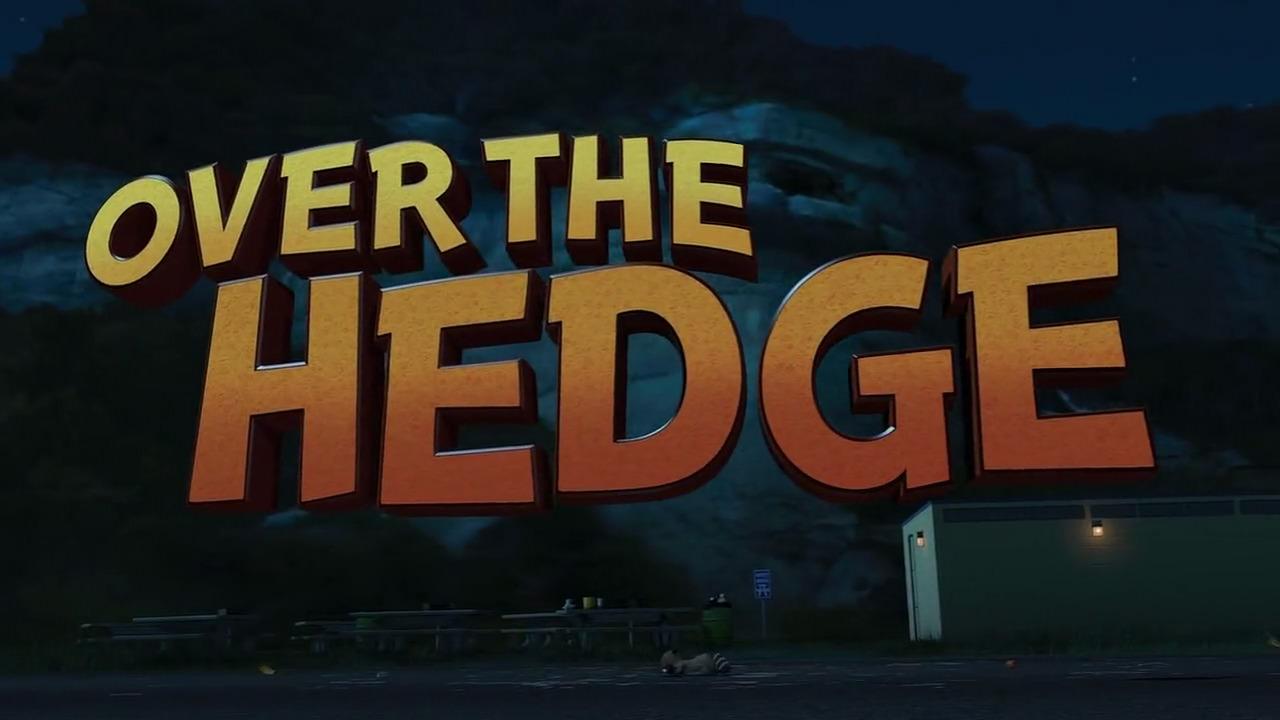 Over The Hedge Universal Studios Wiki Fandom