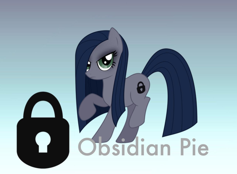 Obsidian Pie | Universe of Smash Bros Lawl Wiki | Fandom