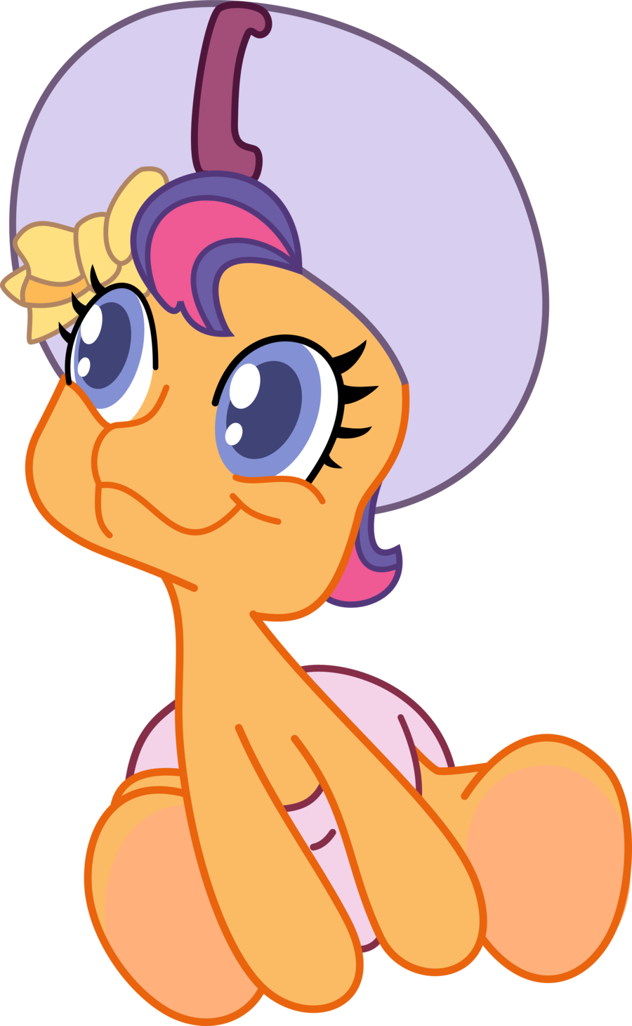 Baby Scootaloo Universe Of Smash Bros Lawl Wiki Fandom My little pony pop sweetie belle wild rainbow, scootaloo & apple bloom mlp maker playset set. universe of smash bros lawl wiki