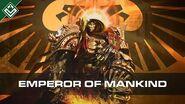 The Emperor of Mankind Warhammer 40,000