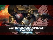Lord Commander Dante - Warhammer 40,000