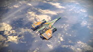 Arcadia jumpship 2