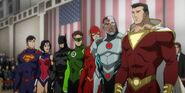 Justice League Animated Movies