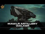 MAWLR Artillery Walker - Killzone