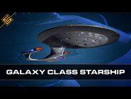 Galaxy Class Exploratory Cruiser - Star Trek
