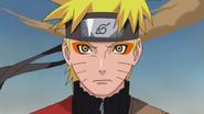 Sage Mode Naruto