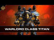 Warlord-Class Battle Titan - Warhammer 40,000