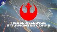 Rebel Alliance Starfighter Corps Star Wars