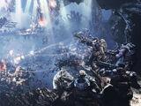 Subterranean Battle