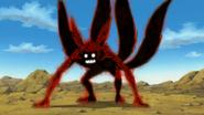 Four Tailed Naruto