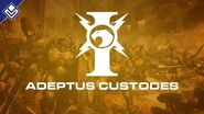 Adeptus Custodes Warhammer 40,000