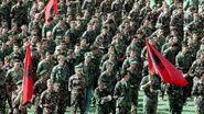 Albanian military