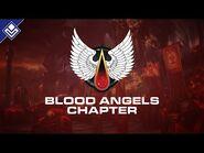 Blood Angels Chapter - Warhammer 40,000