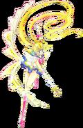 Usagi Tsukino Sailor Moon Super Crisis Form - Manga