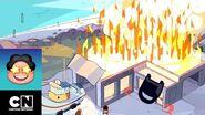 Steven en el Autolavado Steven Universe Cartoon Network