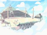 Antigua Arena Celestial