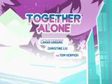 Juntos Solos/Transcripción latinoamericana