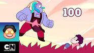 100 Especial Aventuras en Ciudad Playa Steven Universe Cartoon Network