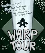 Warp TourObra Oficial