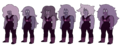 Kindergarthenamethysts