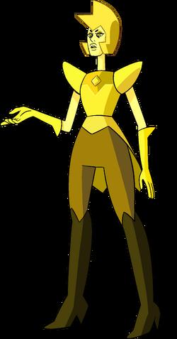 Yellow Diamond (Modelsheet) by RylerGamerDBS.png