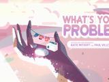¿Cuál es tu Problema?