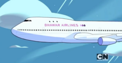 Dhawar airlines-plane.png