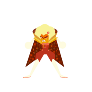 Hessonite Angry