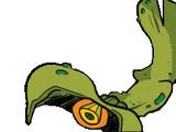 Monstruo Planta