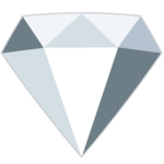 White Diamond Gemstone by RylerGamerDBS.png