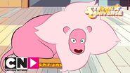 Steven Universe Lion In A Box Cartoon Network