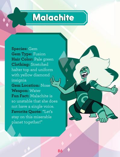 Malachite GTTCG Page.png
