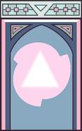Puerta del Templo (Rose)