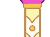 Varita mágica de Perla Rosa
