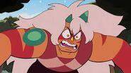 Steven Pelea con Jaspe Steven Universe Futuro Steven Universe Cartoon Network