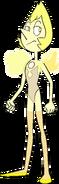 Yellow Pearl (Modelsheet) by RylerGamerDBS