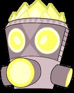 Robot Disparador trueno