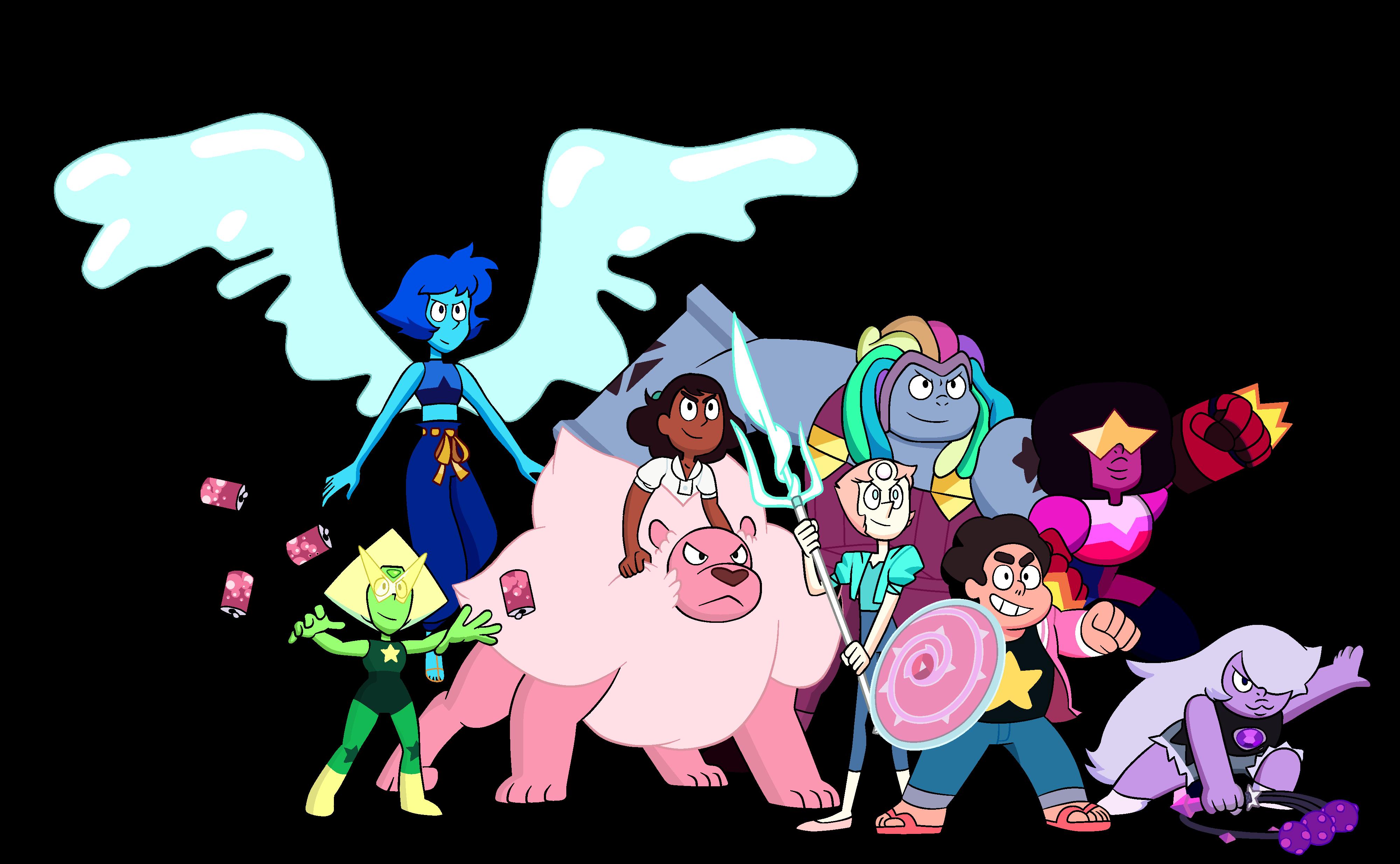 Gemas De Cristal Steven Universe Wiki Fandom