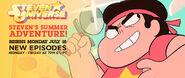 Summer of Steven Promo