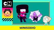 ¿Qué son Gemas? Steven Universe Minisodio Cartoon Network
