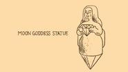La diosa lunar