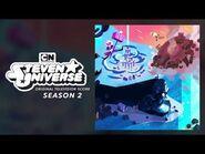Steven Universe S2 Official Soundtrack - Peridot's Escape - Cartoon Network