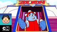 Zoltron, el Niño del Futuro Aventuras en Ciudad Playa Steven Universe Cartoon Network