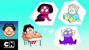 ¿Cómo se hacen las Gemas? Steven Universe Minisodio Cartoon Network