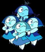 Aquamarines Era 3 Ball